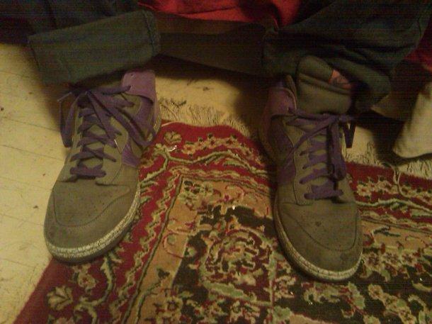 Chance's Clown Shoes